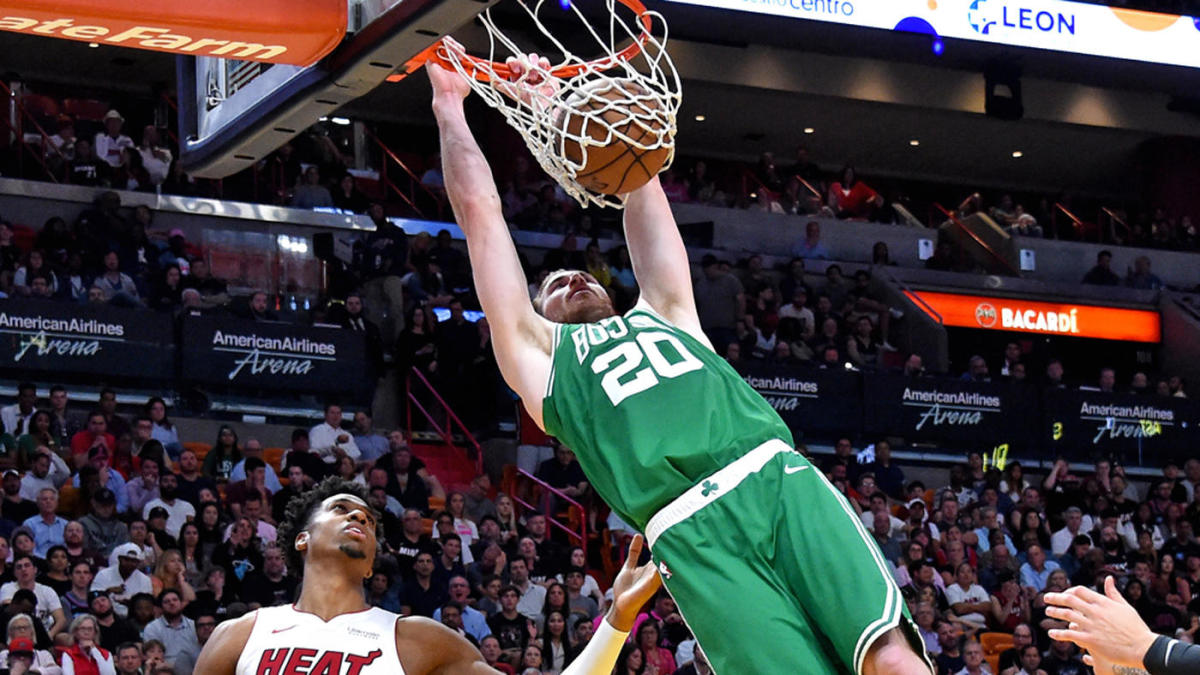 NBA scores, highlights, results: Gordon Hayward leads