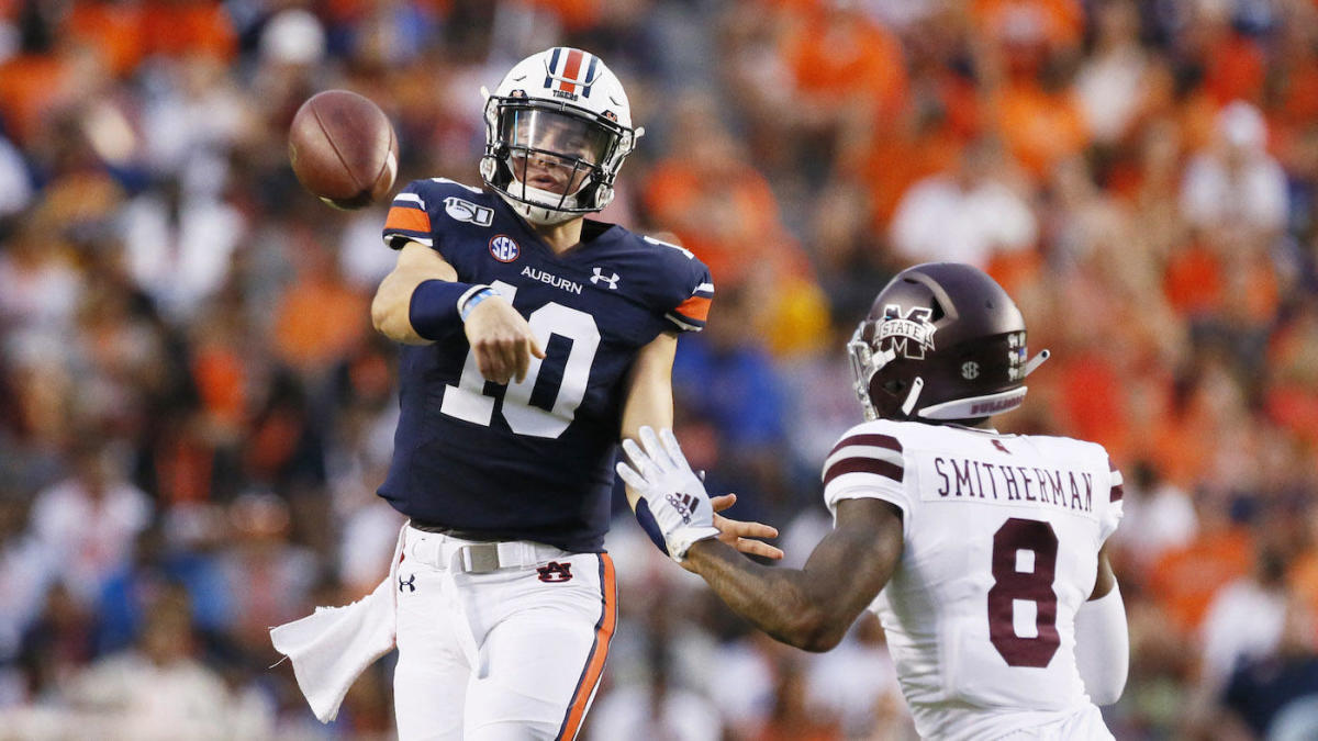 College football scores, schedule, games today: Auburn in ...