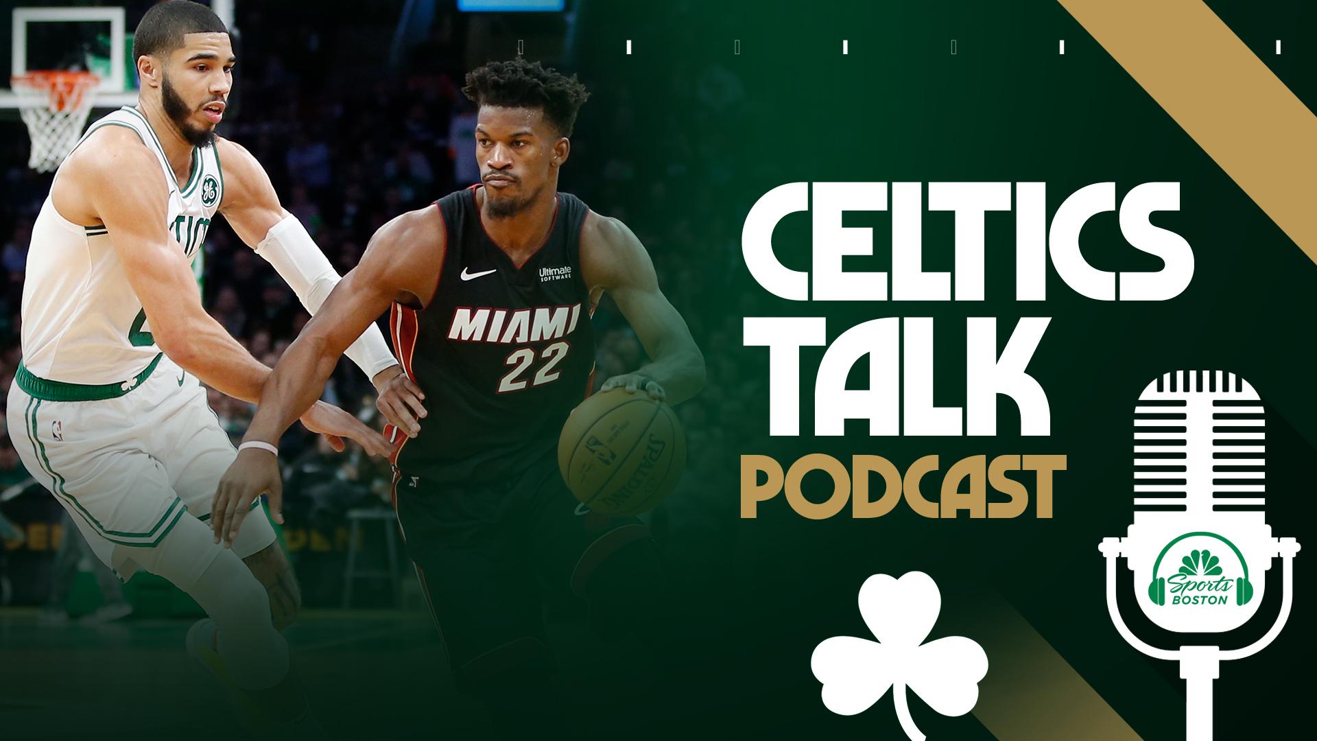 Celtics Talk Podcast What Would A C S Vs Heat Nba Playoff Series Look Like Sportal World Sports News