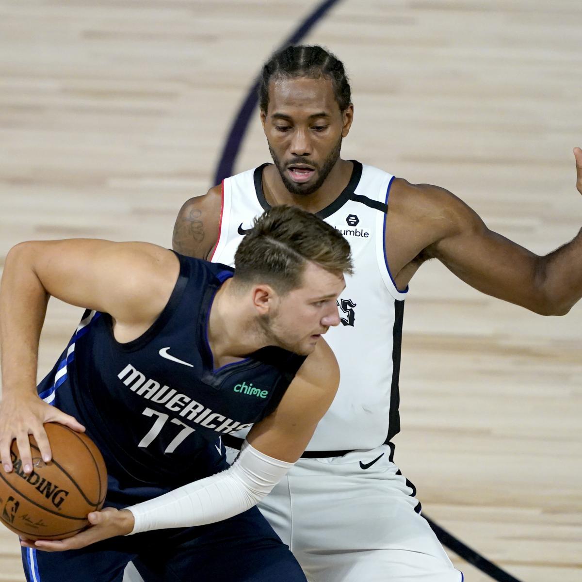 NBA Playoff Bracket 2020: Final Standings, Postseason ...