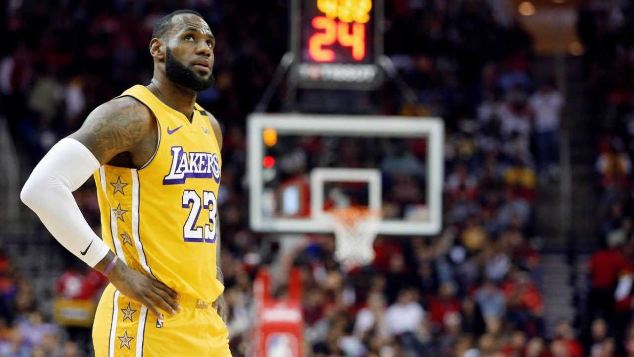 Lakers Vs Rockets Live Stream How To Watch Game 2 Of The Nba Playoff Series Today Sportal World Sports News