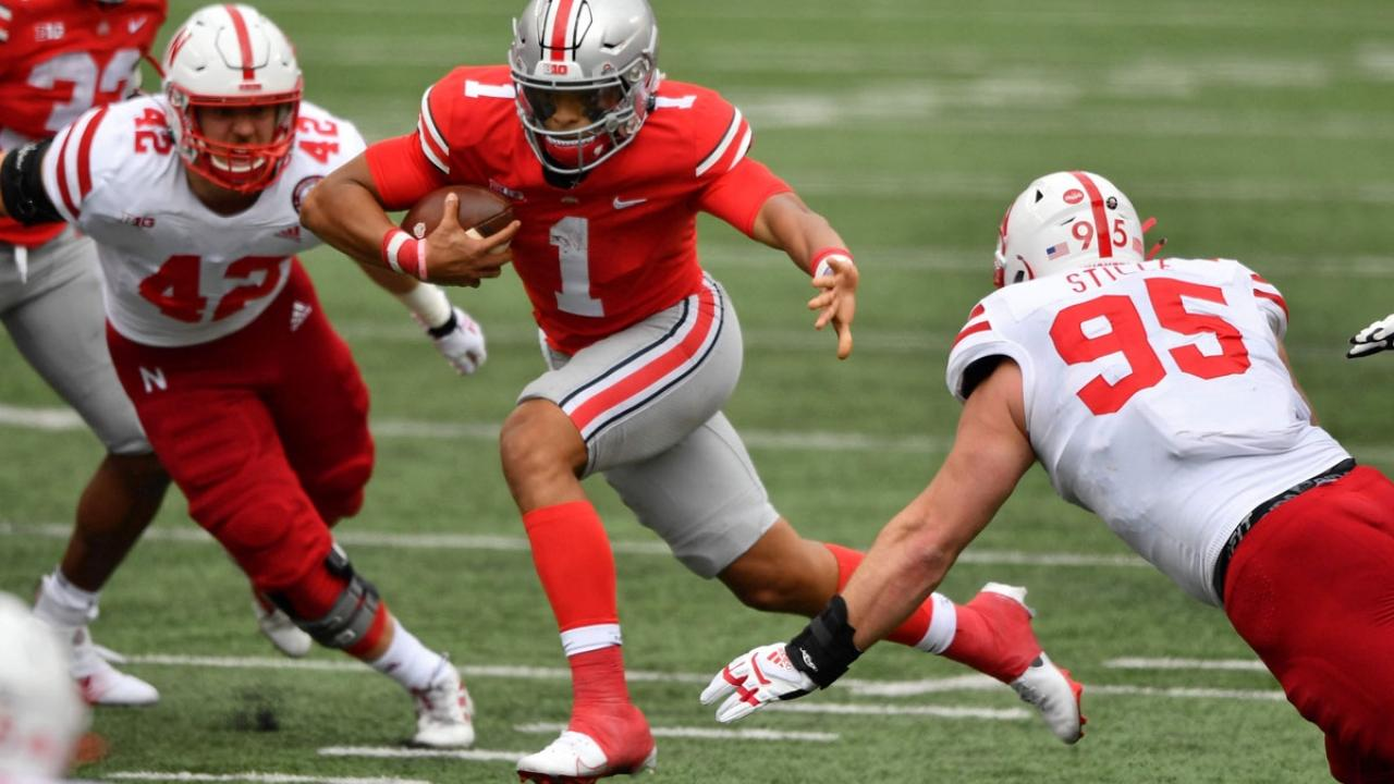 College football scores: Top 25 rankings, results for Week ...