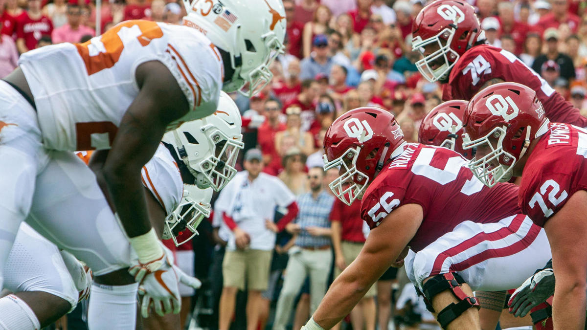 Oklahoma Vs Texas Score Live Game Updates College Football Scores Red River Rivalry Ncaa Coverage Sportal World Sports News