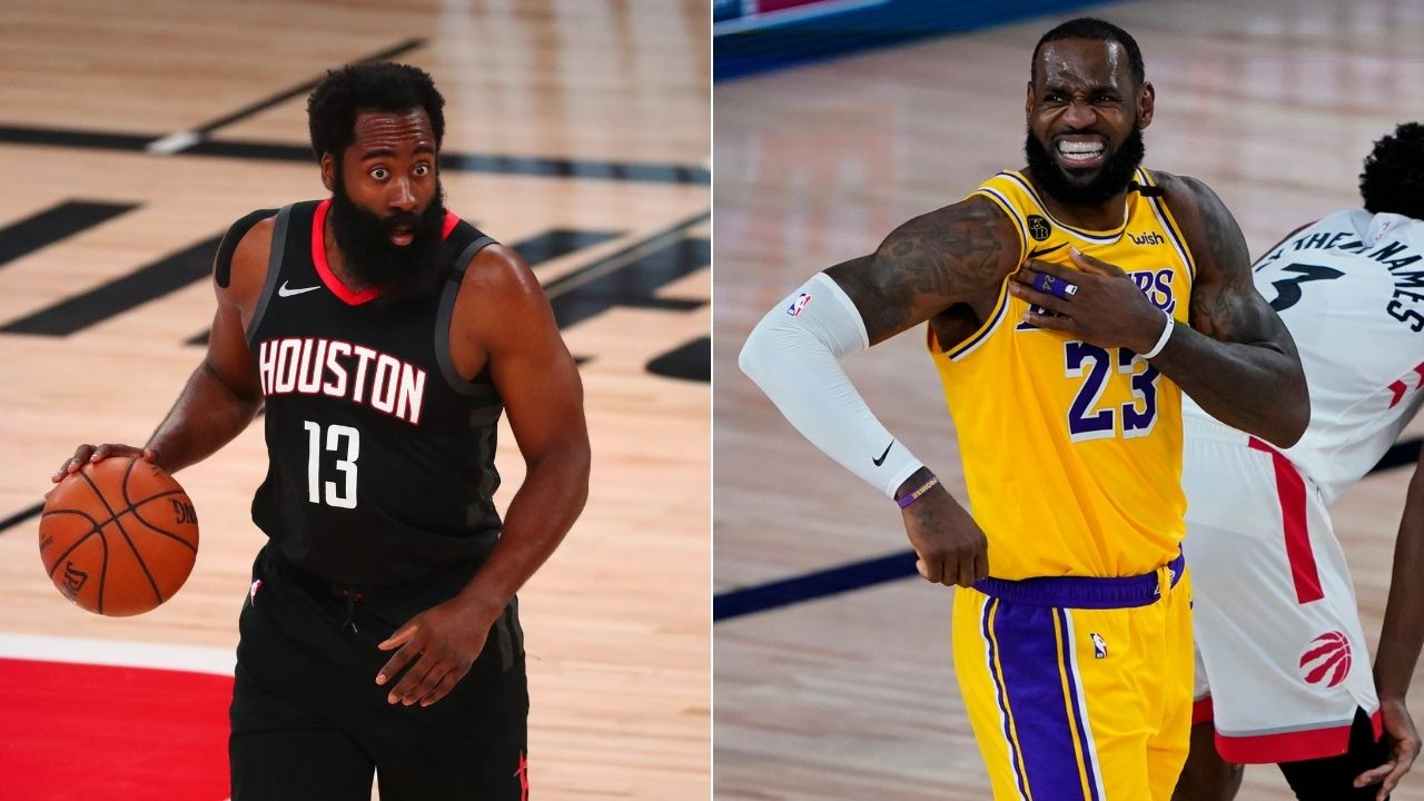 'See y'all in 2022 if James Harden joins Nets': Former ...